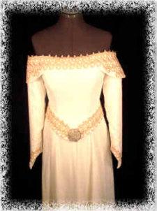 Celtic Wedding Dress Patterns