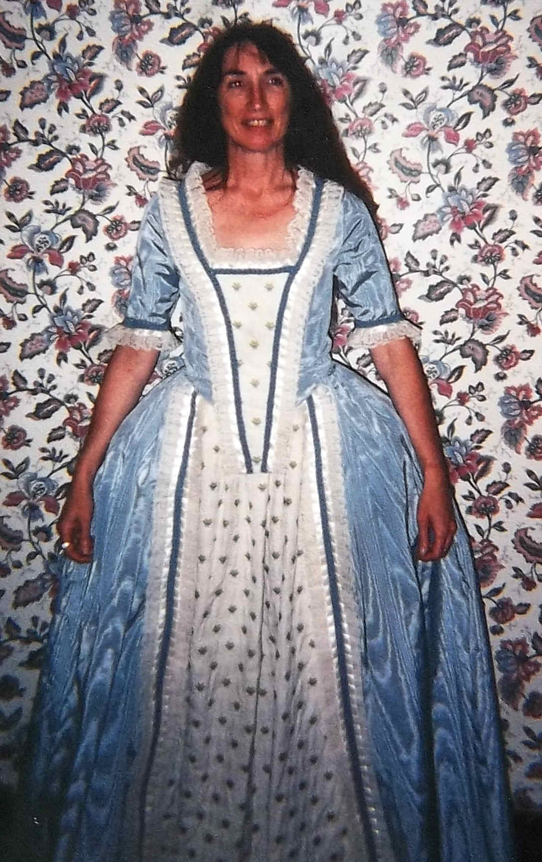 18th Century Gown Colonial Dress Baroque Dress