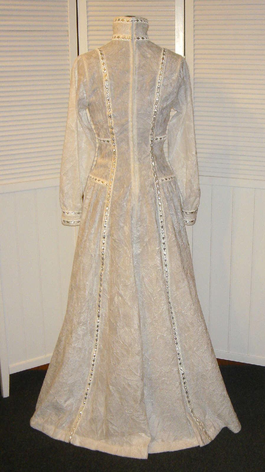 Orthodox Wedding Gown